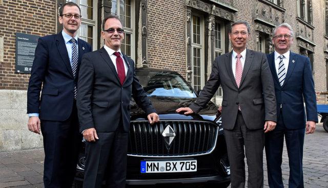 Borgward-Bremen-Elektroauto