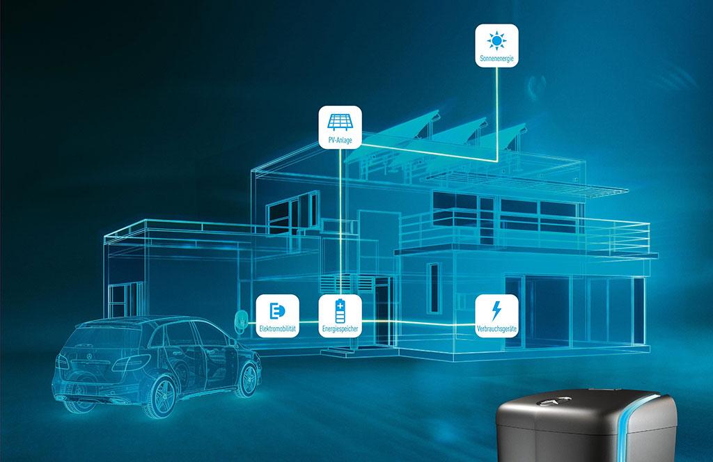 Daimler-Energiespeicher-Zuhause