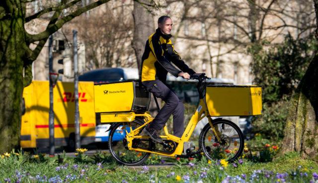 1000. StreetScooter-E-Bike für die Deutsche Post im Einsatz