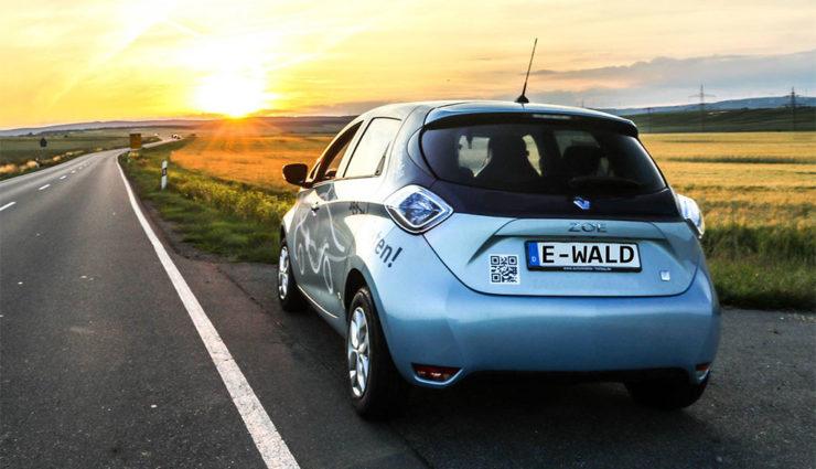 "E-Wald: Elektroauto-Carsharing ""funktioniert auch am Land"""