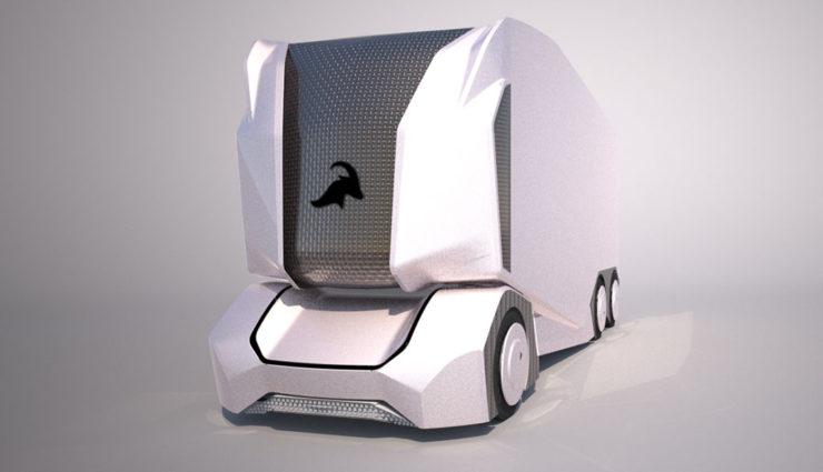 Schwedisches Startup will Elektro-Transporter ohne Fahrerkabine bauen