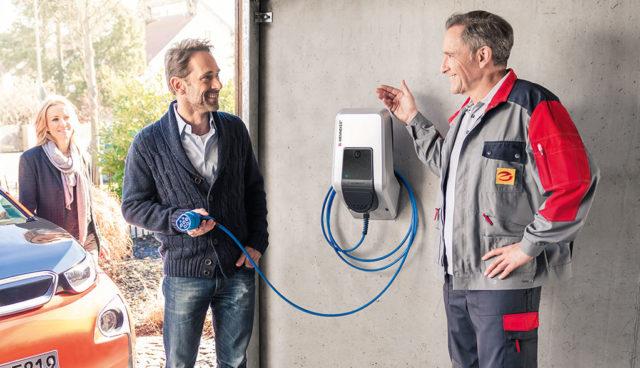 Private Elektroauto-Ladestation: Warum ein Fachmann installieren sollte