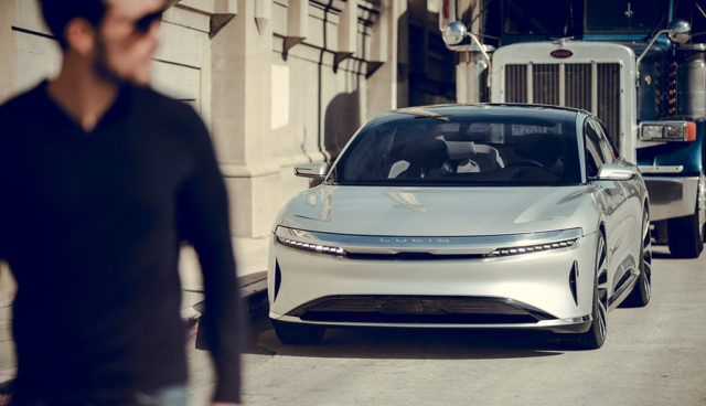 Elektroauto-Startup Lucid Motors hat Geldprobleme