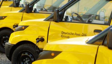 Elektroauto-Transporter-StreetScooter-Produktion