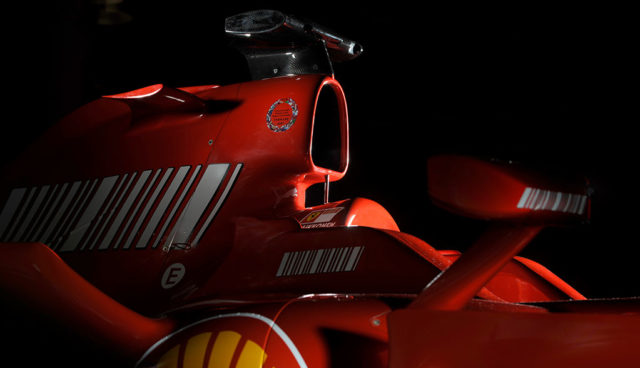 Ferrari-Formel-E-Elektroauto