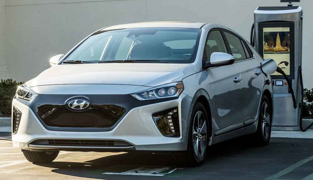 Hyundai-Elektroauto-Batterie