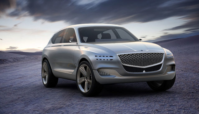 "Hyundai Edel-Tochter Genesis: Elektroautos ""Kern der Marke"""