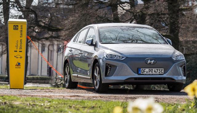 Hyundai: Elektroauto Ioniq erfolgreich gestartet