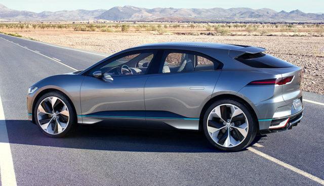 """Jaguar-Entwickler: """"Die Ersten, die es mit Tesla aufnehmen können"""""""