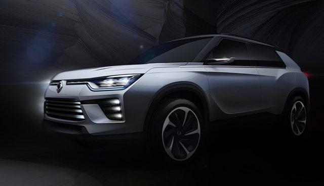 Mahindra-SsangYong-Elektroauto