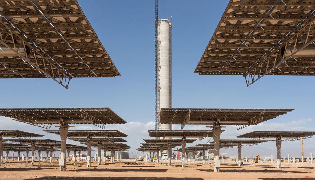 NOORo IV Marokko Solar