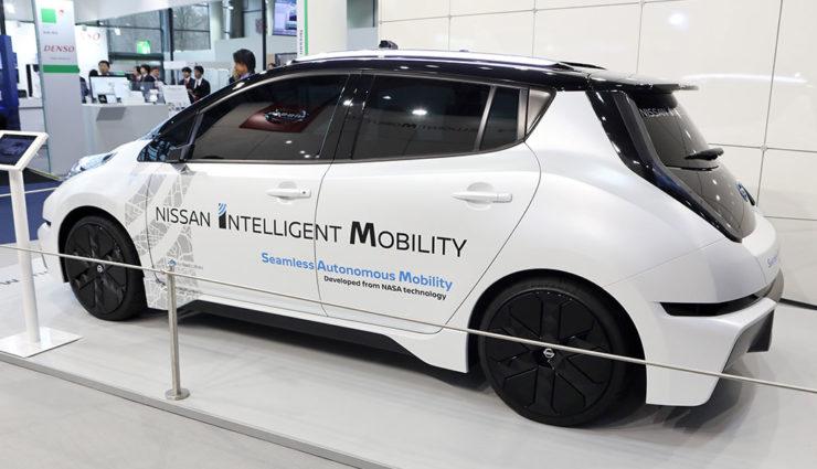 Neuer Nissan-Chef: Elektroauto-Reichweite bald kein Problem mehr