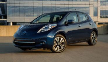 Nissan-Elektroauto-Vertrieb