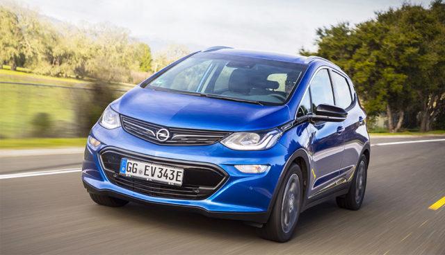"""Opel Ampera-e: """"Mehr Registrierungen, als der gesamte deutsche Elektroautomarkt groß ist"""""""