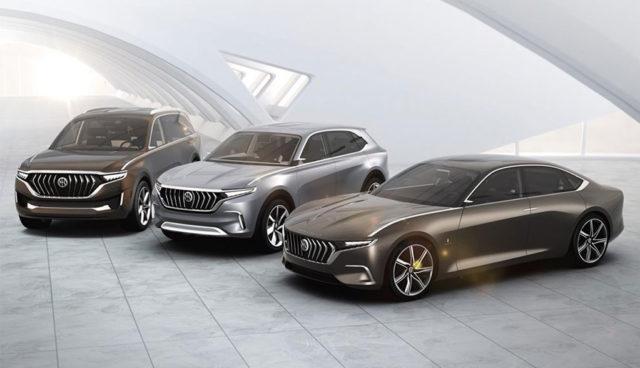 Pininfarina designt zwei Elektroauto-SUV für Hybrid Kinetic Group