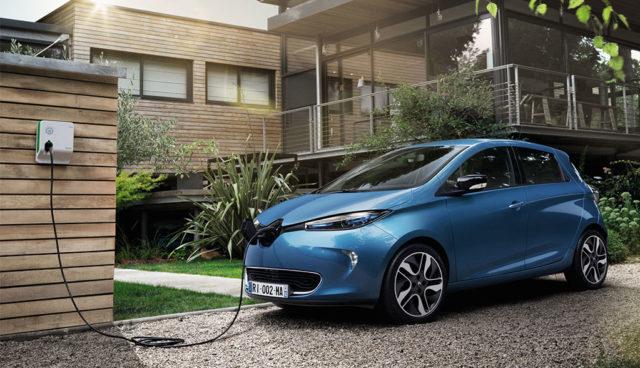 """Renault-Chef: Elektroautos eine """"riesengroße Chance"""""""