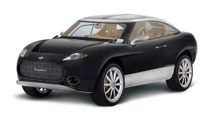 Spyker D8 Peking: Kommt der hybride Super-SUV?