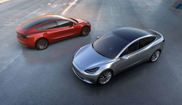 Model 3 oder Model S? Tesla gibt Kaufberatung