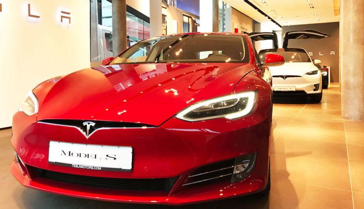 Tesla bei Elektroauto-Neuzulassungen in Deutschland erstmals auf Platz eins