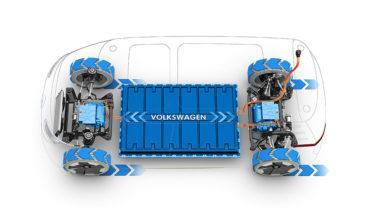 VW-Elektroauto-Batterie-Produktion