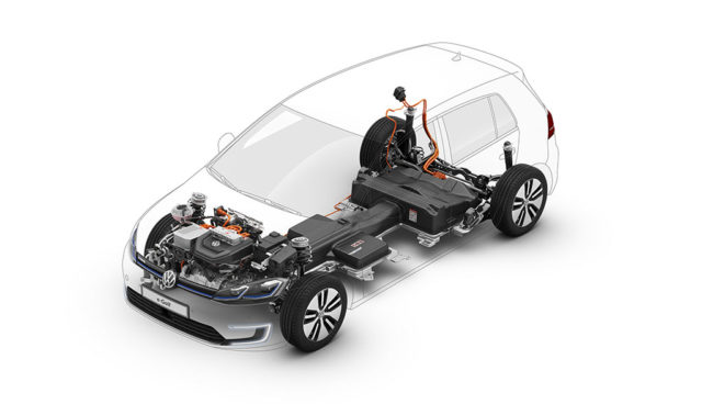 """VW-Elektroautos: Batterie-Reparatur """"nur an autorisierten Service-Stützpunkten möglich"""""""