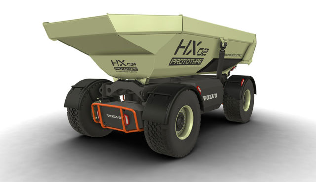Volvo-HX2-Elektro-Nutzfahrzeuge