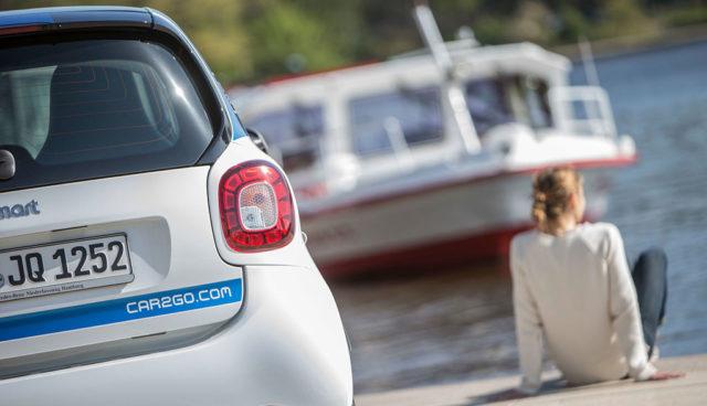 car2go-Befragung: Römer fahren zur Arbeit, Wiener zum Arzt, Frankfurter in den Supermarkt