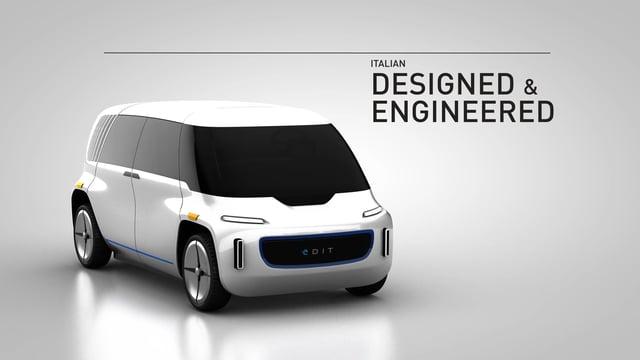 OSVehicle EDIT: Modulares Open-Source-Elektroauto mit Selbstfahr-Technik
