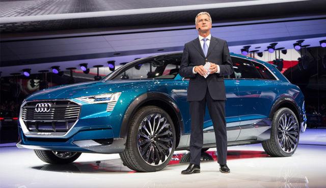 Warum Audi-Chef Stadler die Diesel-Krise positiv sieht