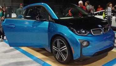 BMW-Elektroauto