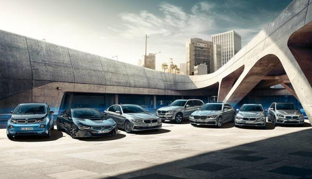 """BMW-Chef """"zu 110 Prozent"""" von Elektromobilität überzeugt"""