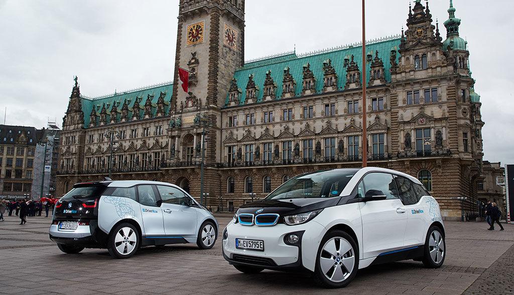 BMW-Elektroauto-DriveNow-Hamburg