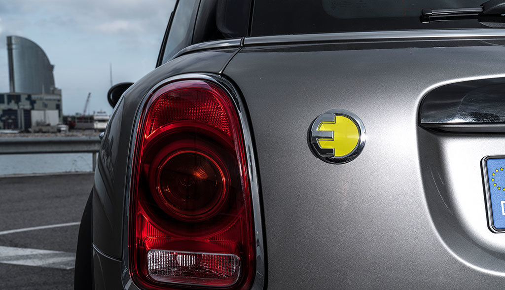 BMW-Mini-Elektroauto