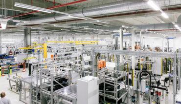 Batterizell-Produktion-Elektroauto