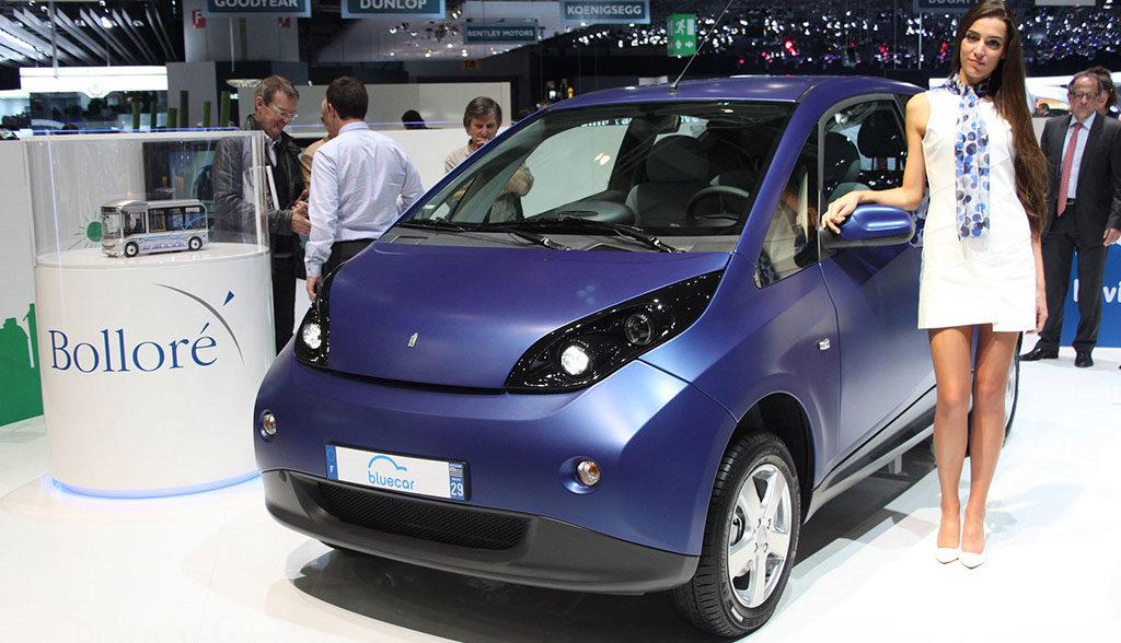 Bollore-Elektroauto