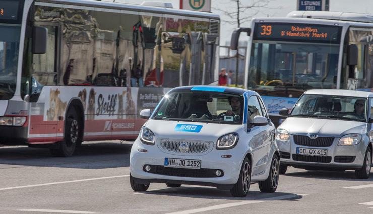 ROUNDUP: Hamburg will mit Partnerschaften Elektromobilität voranbringen