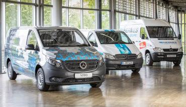 Daimler-Hermes-Elektroauto-Transporter