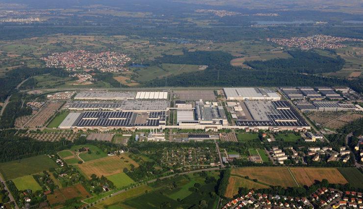 Benz Werk Rastatt