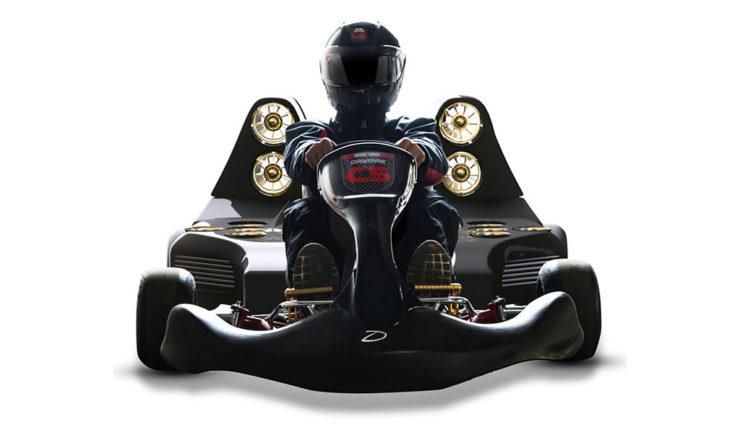 Elektro-Gokart Daymak C5 Blast: Mit Propellertechnik in 1,5 Sekunden auf 100