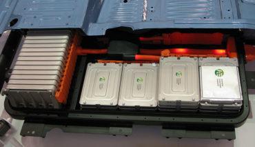 Elektroauto-Batterie-Reparatur