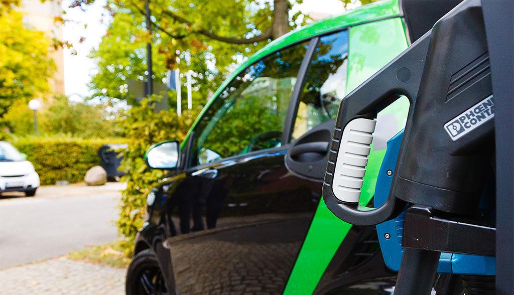 Elektroauto-Erneuerbare-Energien-Emissionen