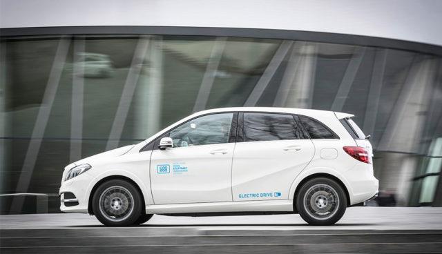 Elektroauto-Umwelt-Fahrverbote