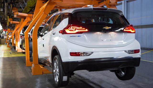 General Motors: Wir verdienen als erste Geld mit Elektroautos