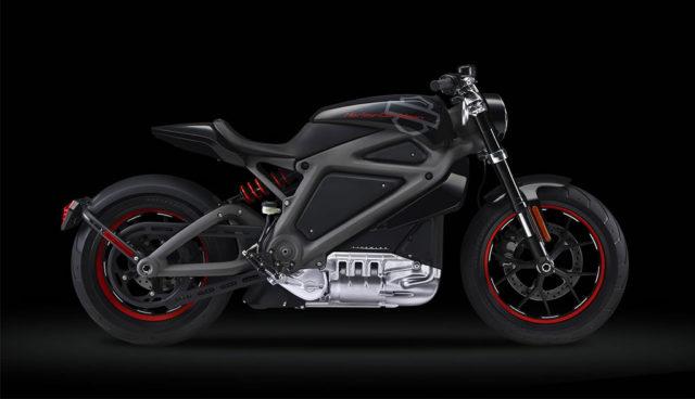 """Harley-Davidson: Elektro-Motorrad Livewire ist """"gesund und munter"""""""