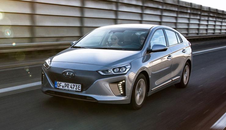 """Auto Bild und Schwacke: Elektroauto Hyundai Ioniq ist """"Wertmeister 2017"""""""