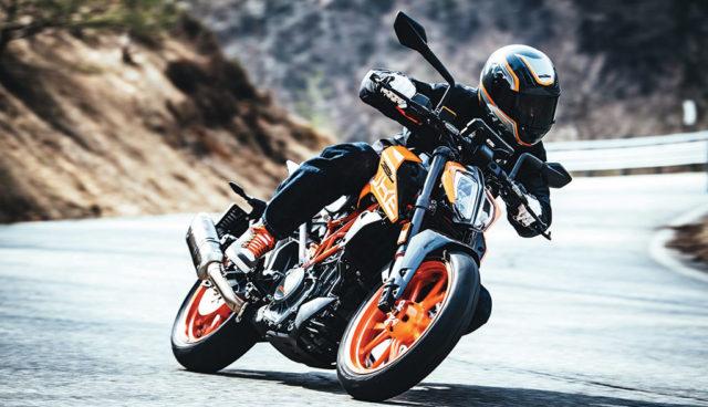 KTM E-Duke: Neues Elektro-Motorrad in Arbeit?