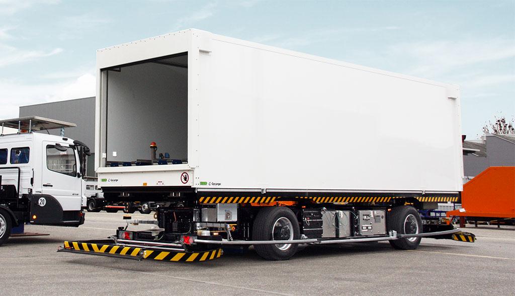 Kamag-E-Wiesel-Elektro-Transporter-Uzin-Utz-AG