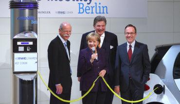 Merkel-Elektroauto-Million-2020
