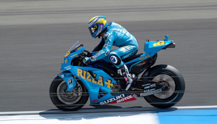 MotoGP wird elektrisch