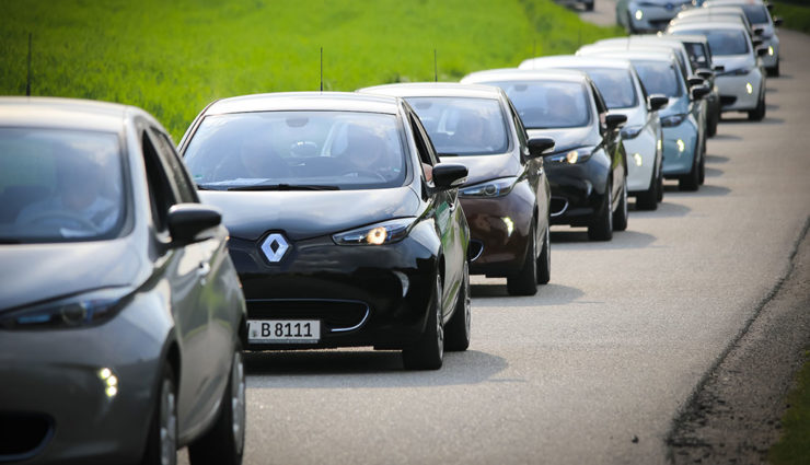 Niederösterreich: Elektroauto-Förderung seit März 500 Mal beantragt